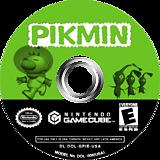 Pikmin GameCube disc (GPIE01)