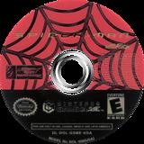 Spider-Man: The Movie GameCube disc (GSME52)
