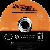 Tom Clancy's Splinter Cell: Pandora Tomorrow GameCube disc (GT7E41)