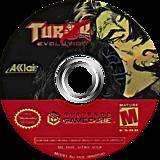 Turok Evolution GameCube disc (GTKE51)