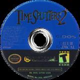 TimeSplitters 2 GameCube disc (GTSE4F)