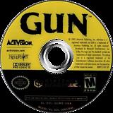 Gun GameCube disc (GUME52)