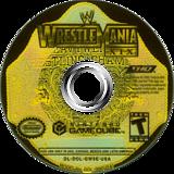 WWE WrestleMania XIX GameCube disc (GW9E78)