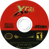 XGRA Extreme G Racing Association GameCube disc (GXAE51)