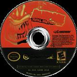 Rampage Total Destruction GameCube disc (GXNE5D)