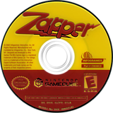 Zapper - One Wicked Cricket! GameCube disc (GZPE70)