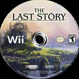 The Last Story (NTSC-U, Japanese Audio) CUSTOM disc (KLSEXJ)