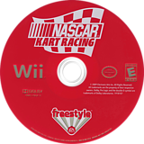 NASCAR Kart Racing Wii disc (R2NE69)
