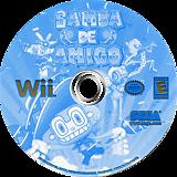 Samba de Amigo Wii disc (R3BE8P)