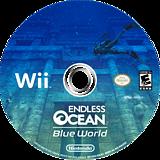 Endless Ocean: Blue World Wii disc (R4EE01)