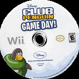 Club Penguin: Game Day! Wii disc (R59E4Q)