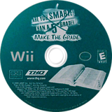 Are You Smarter Than A 5th Grader? Make the Grade Wii disc (R5GE78)