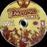Party Pigs: Farmyard Games Wii disc (R5OENR)
