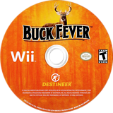 Buck Fever Wii disc (R65ENR)