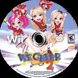 We Cheer 2 Wii disc (R6CEAF)