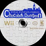 Final Fantasy Fables: Chocobo's Dungeon Undub CUSTOM disc (R7FEUD)