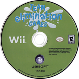Team Elimination Games Wii disc (R7ZE41)
