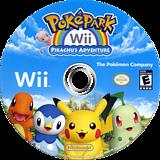 PokéPark Wii: Pikachu's Adventure Wii disc (R8AE01)