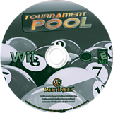 Tournament Pool Wii disc (R8TENR)