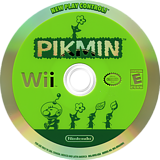 Pikmin Wii disc (R9IE01)