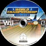 World Championship Athletics Wii disc (R9ME5Z)
