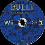 Bully: Scholarship Edition Wii disc (RB7E54)