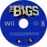 The BIGS Wii disc (RBGE54)