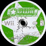 Battalion Wars 2 Wii disc (RBWE01)