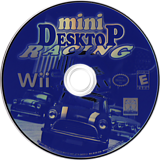 Mini Desktop Racing Wii disc (RCEE5Z)