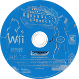Dance Dance Revolution: Hottest Party Wii disc (RDDEA4)