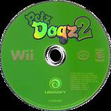 Petz Dogz 2 Wii disc (RDOE41)