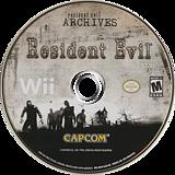 Resident Evil Archives: Resident Evil Wii disc (RE4E08)