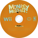 Monkey Mischief! Party Time Wii disc (RFVE52)