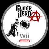 Guitar Hero III Custom:Anarchy CUSTOM disc (RG9E52)