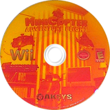 MiniCopter: Adventure Flight Wii disc (RGCEXS)
