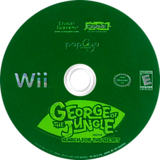 George of the Jungle: Search for the Secret Wii disc (RGJE4Z)