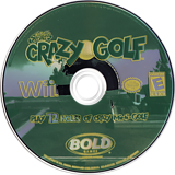 Kidz Sports: Crazy Golf Wii disc (RGKENR)