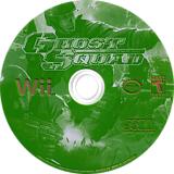Ghost Squad Wii disc (RGSE8P)