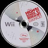 High School Musical 3: Senior Year Dance! Wii disc (RH3E4Q)