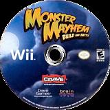Monster Mayhem: Build and Battle Wii disc (RI7E4Z)