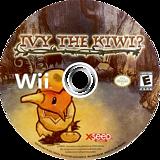 Ivy The Kiwi? Wii disc (RIVEXJ)