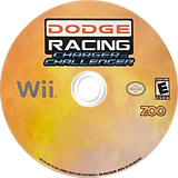Dodge Racing: Charger vs. Challenger Wii disc (RIXE20)