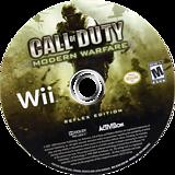 Call of Duty: Modern Warfare - Reflex Edition Wii disc (RJAE52)
