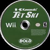 Kawasaki Jet Ski Wii disc (RJSENR)