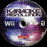 Karaoke Revolution Wii disc (RK9EA4)