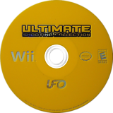 Ultimate Shooting Collection Wii disc (RKAE6K)