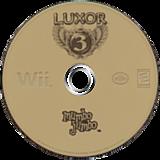 Luxor 3 Wii disc (RL3EMJ)
