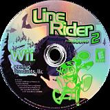 Line Rider 2: Unbound Wii disc (RLJEHJ)