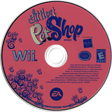 Littlest Pet Shop Wii disc (RLPE69)