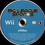 Big League Sports Wii disc (RLQE52)